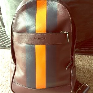 Coach one strap- small backpack